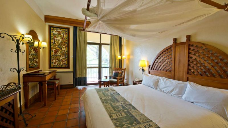 3* Victoria Falls Rainbow Hotel