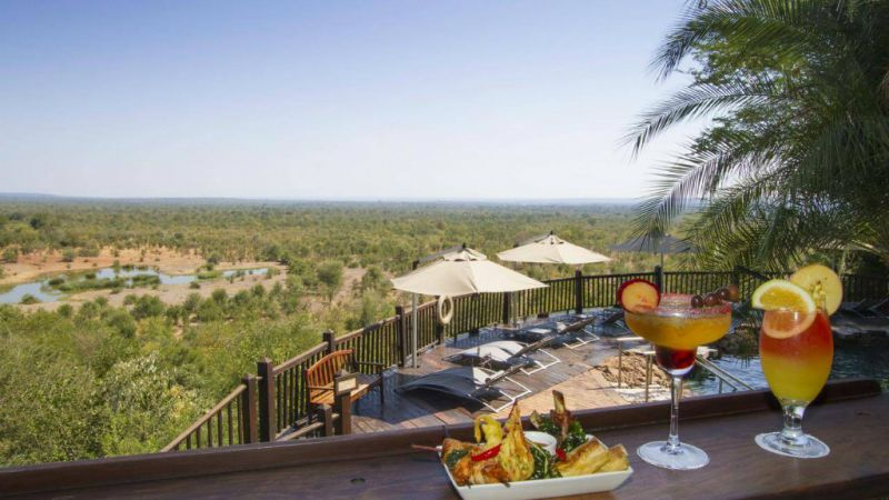 4* Victoria Falls Safari Lodge - 3 Nights