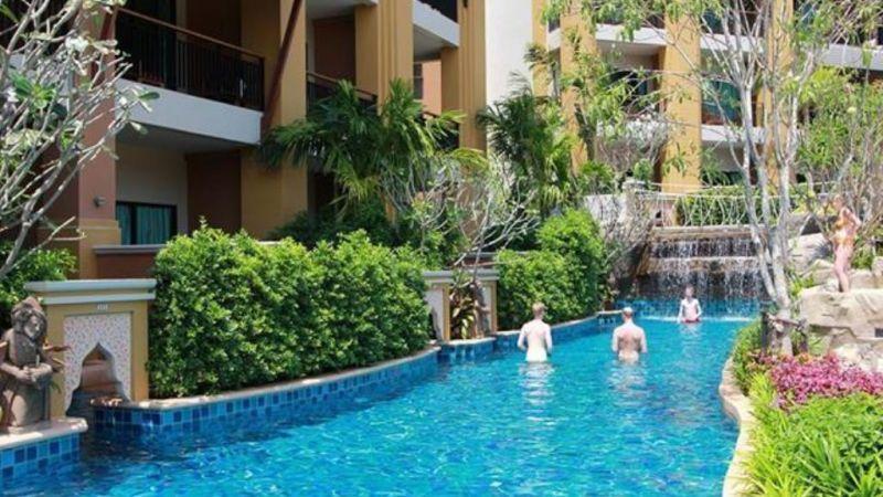 A gem of a holiday at the 4 star Rawai Palm Beach Resort - Phuket