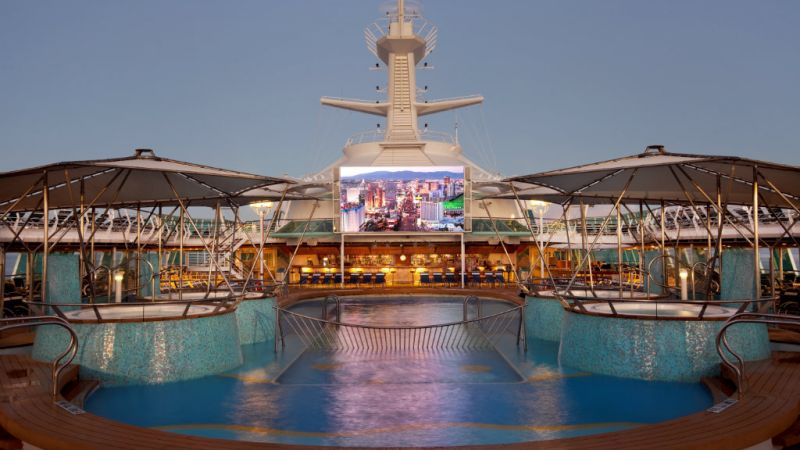 Adriatic and Italy Cruise on board the Rhapsody of the Seas