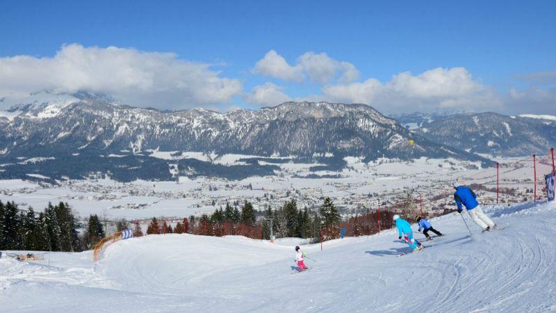 Austria - Skiing in St Johann - 7 nights - Dec.18 & Jan.19