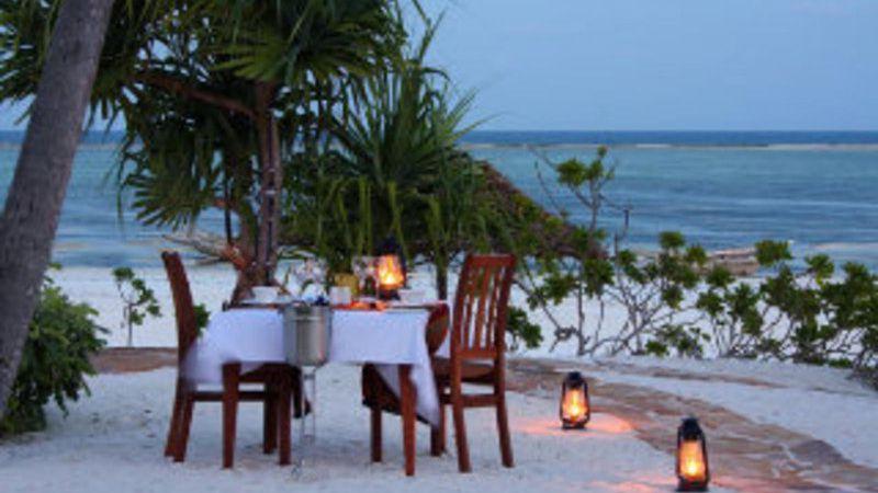 Azanzi Beach - Zanzibar