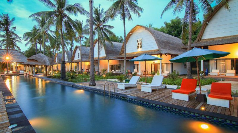 Bali - Jambuluwuk Seminyak and Gili Combo - 7 Nights