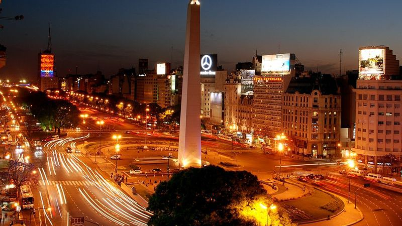 Buenos Aires - City of Tango and Paris of the South for 4 fabulous nights