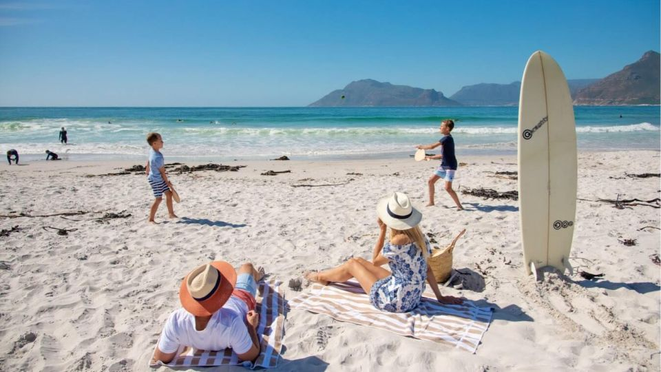 Cape Town - 5* The Last Word Long Beach - 2 Nights - Valid until 28 Sep.21