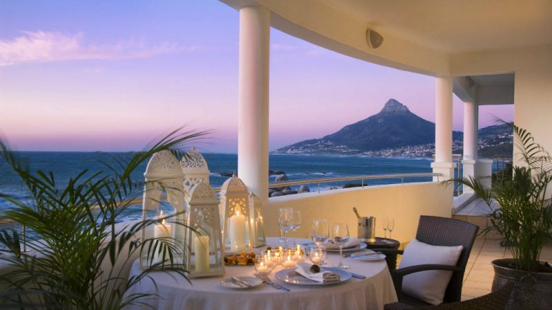 Cape Town - 5* Twelve Apostles Hotel - 2 nights