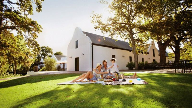 Cape Winelands - 4* Spier Hotel - Heritage Special