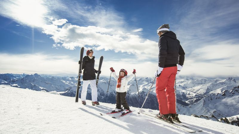 Club Med Grand Massif Samoēns Morillon - 7 nights