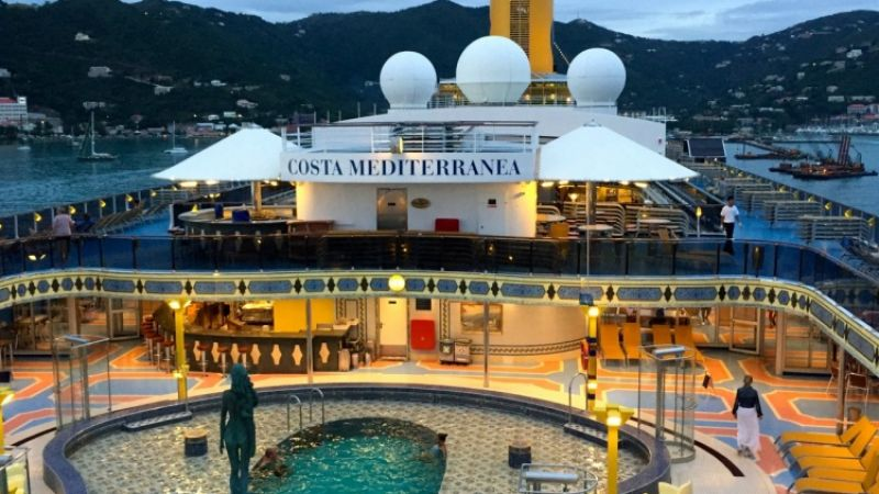 Costa Mediterranea - Mediterranean Cruise - 6 Nights
