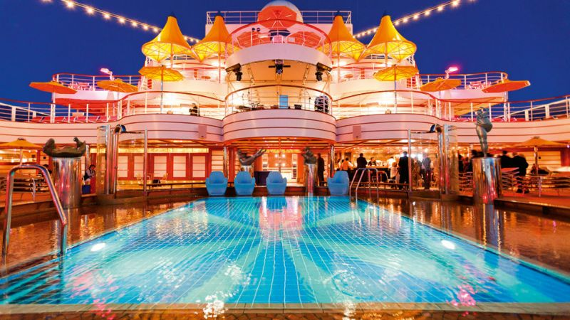 Cruise the Med on Costa Mediterranea - 6 Nights
