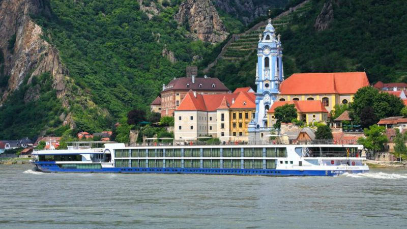 Danube Symphony River Cruise - Vienna to Munich - 9 Days - BUY ONE GET ONE FREE!