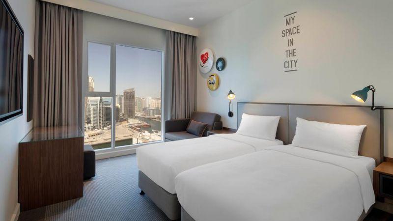 Dubai 3* Rove Marina