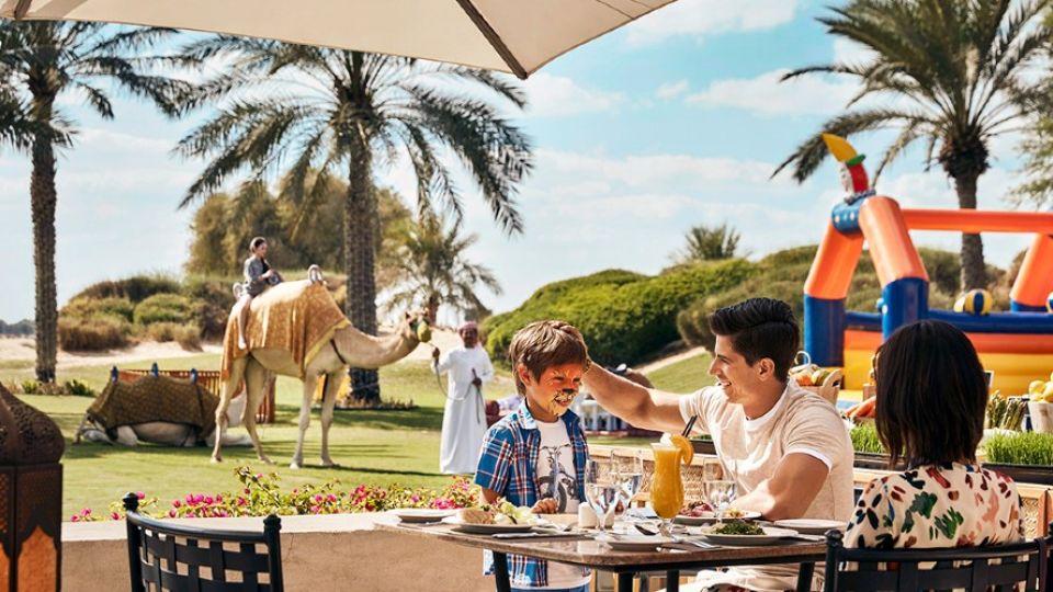 Dubai - 5* Bab Al Shams Desert Resort And Spa - 4 Nights