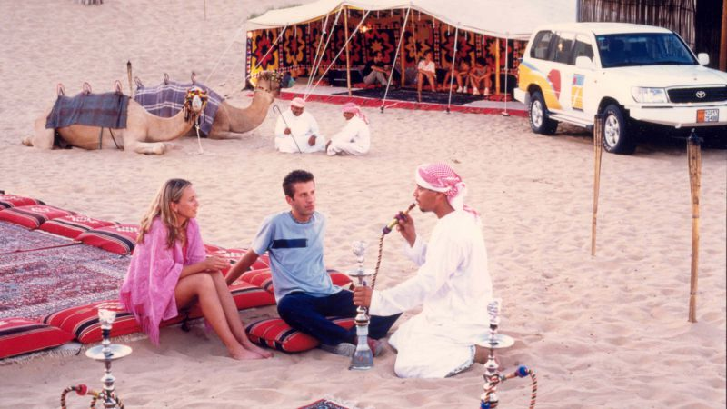 Dubai - Dune Safari