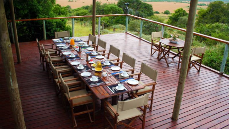Eastern Cape - Amakhala Woodbury Tented Camp - 2 Nights