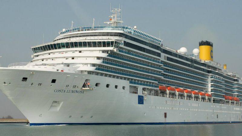 Eastern Med Cruise on-board Costa Luminosa -  7 nights
