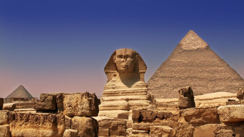 Egypt -Cairo and Cruise - Dec.