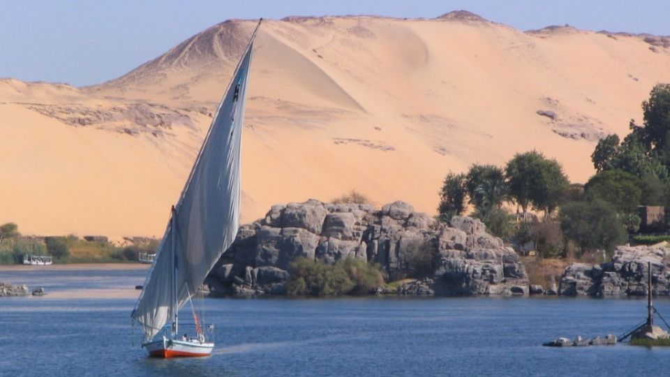 Egypt -  Travel Back in time - Cairo and Nile Cruise - Valid May to Sep.21