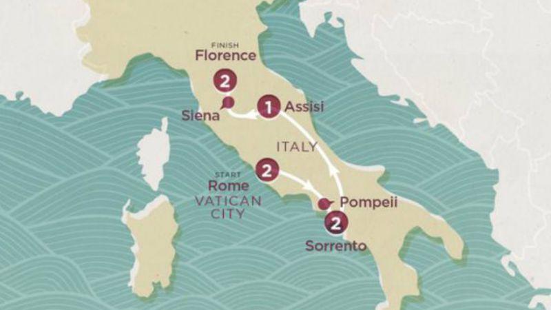 Espresso Italia Tour
