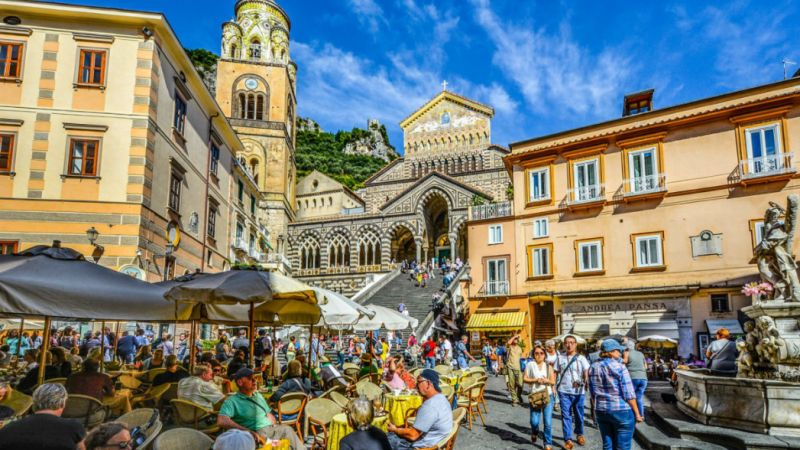 Flavours of Tuscany, Rome, enchanting Cinque Terre and Sorrentine Peninsula - 8 Days