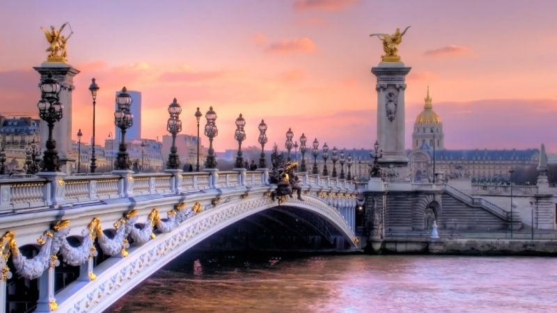 France - 3* Rail & Stay trip - 10 Days - Valid May.20
