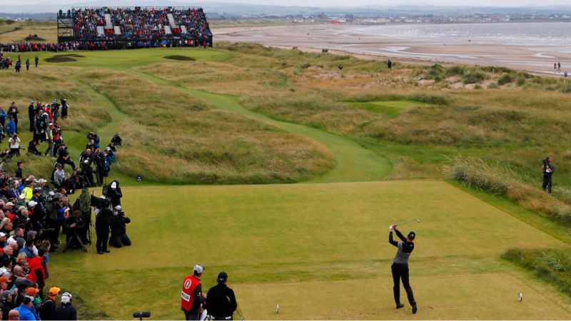 Golf - The Open Championship - Carnoustie - July 2018