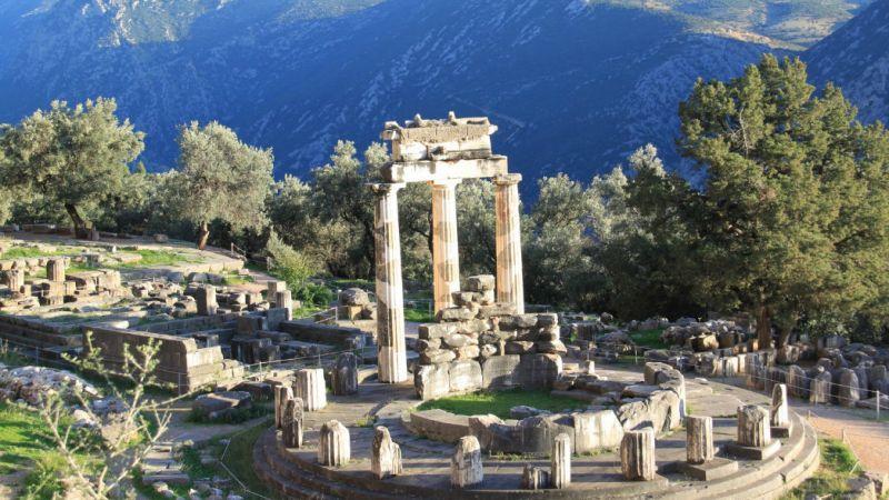Greece - Athens Land Tour, Mykonos & Naxos Island Hopping - 10 Days