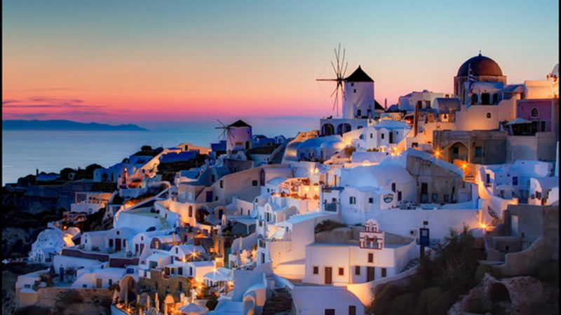 Greece Island Explorer - Athens - Mykonos - Santorini - 7 nights