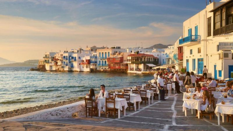 Greek Island Hopping - Athens - Paros - Naxos - Athens - 10 Days