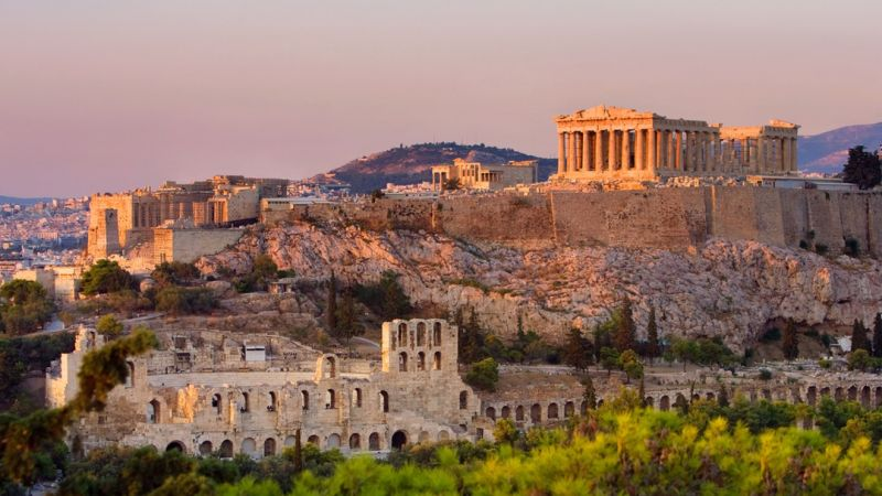 Greek Island Hopping - Athens - Paros - Naxos - Athens - 10 Days