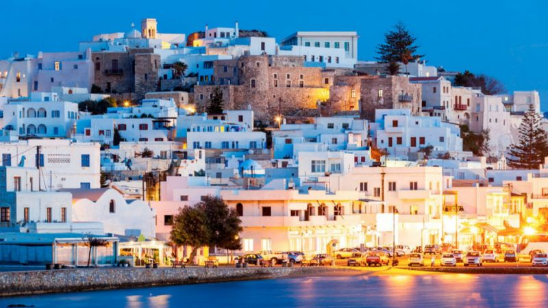 Greek Island Hopping - Athens - Paros - Naxos - BLACK FRIDAY DEAL!