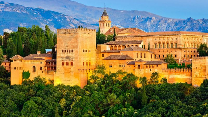 Iberian Adventure - Spain, Portugal & Morocco - 7 Days