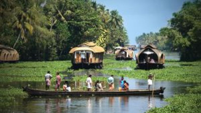 Incredible India - Kerala Tour - Gods Own Country - 10 Nightsd