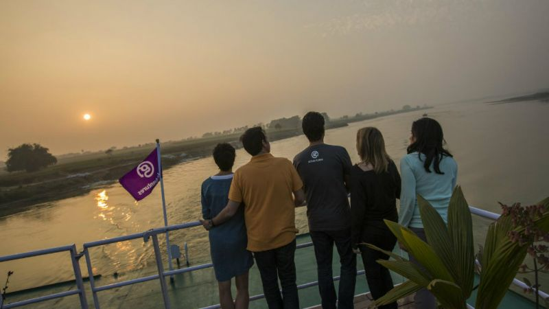India - India River Cruise – Ganges Experience - 9 days