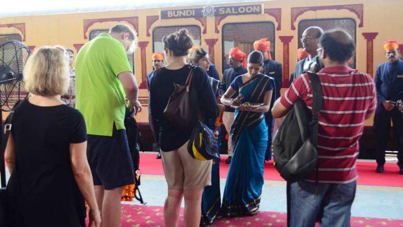 India - Palace on Wheels