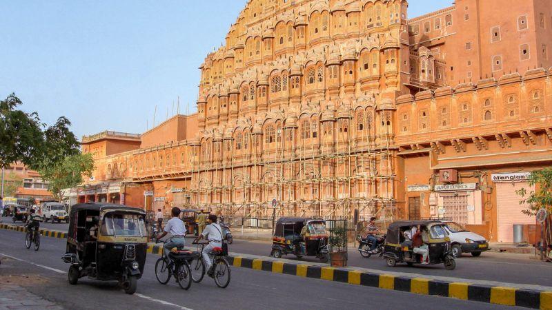 India - Taj Traveller - 15% Discounted Offer - Set dep: 06 Jan.18