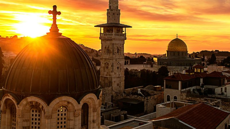 Israel and Jordan - The Ultimate 8 Day Tour