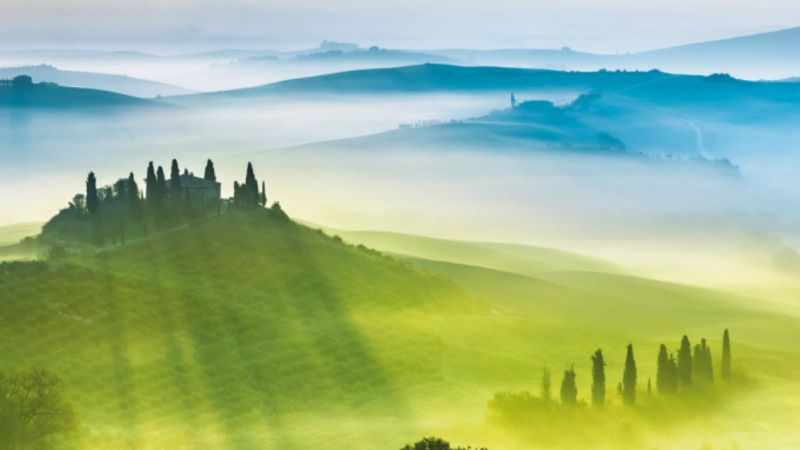 Italy - Country Roads of Umbria and Tuscany - set departure 29 Apr.18