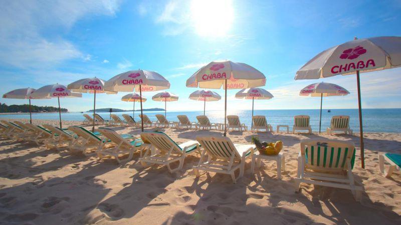 Koh Samui - 3 star Chaba Samui Resort