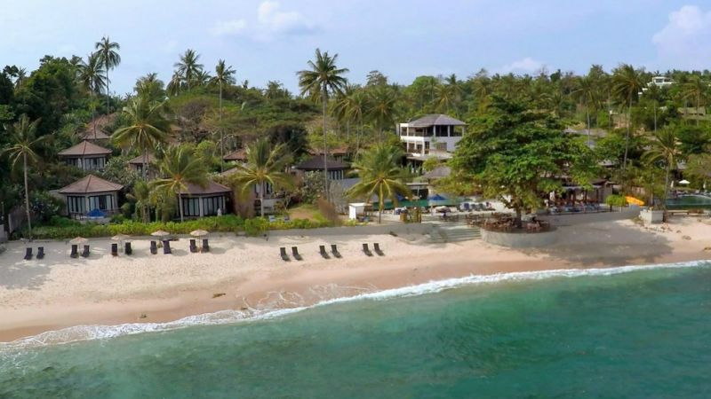 Koh Samui - 5* Outrigger Beach Resort - May to July