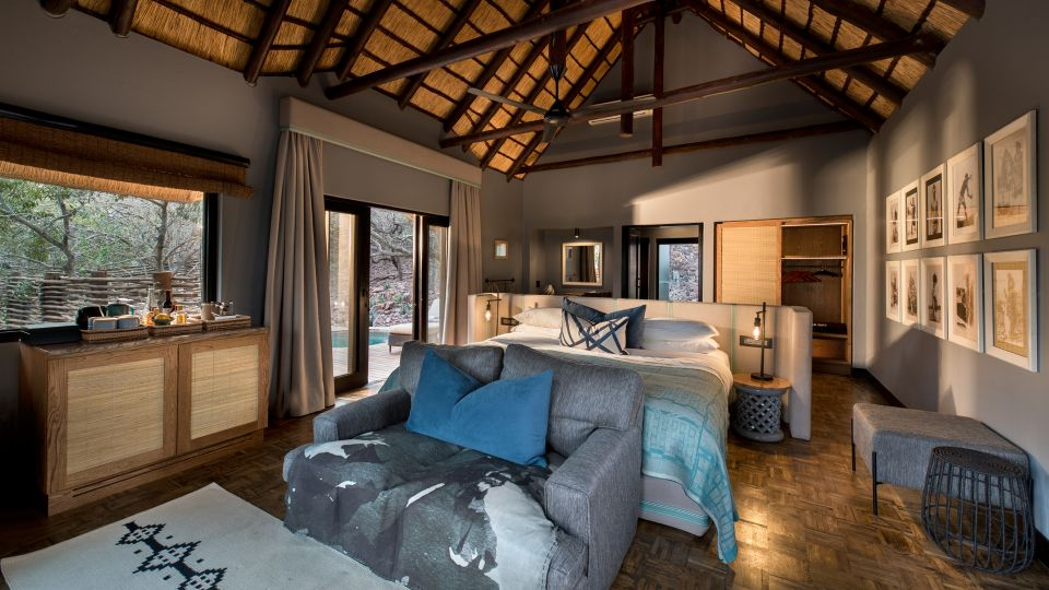 Kwazulu-Natal - &Beyond Phinda Mountain Lodge KZN - Valid: 01 May - 30 Jun.21