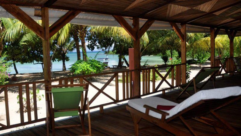 Madagascar - Nosy Be - Sakatia Lodge on Sakatia Island