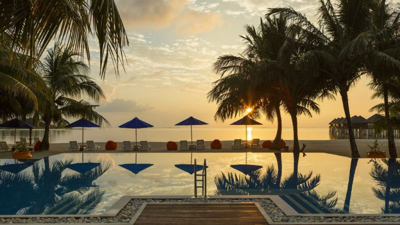 Maldives - 4* Olhuveli Beach Resort and Spa - All Inclusive 15% Discounted Offer
