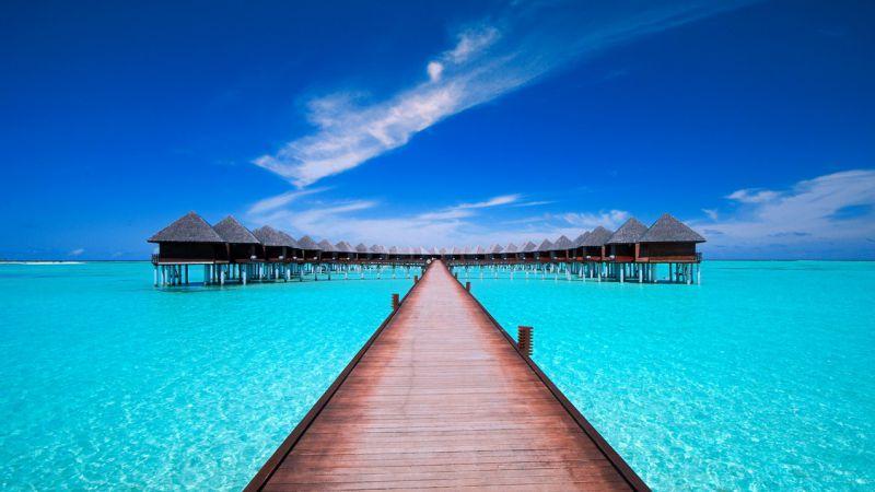 Maldives - 4 star Olhuveli Beach and Spa Resort