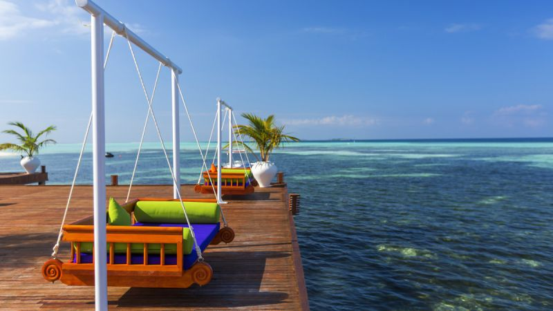 Maldives - 4 star Olhuveli Beach and Spa Resort