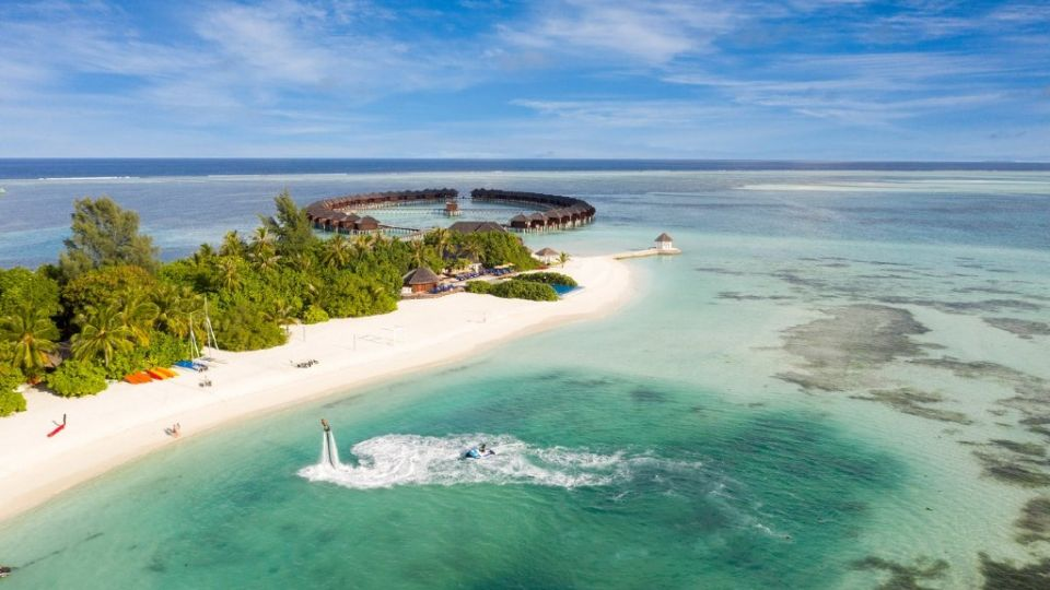 Maldives - 4* Sun Siyam Olhuveli - 7 Nights - Valid: 01 Jun - 31 Jul.21