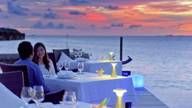 Maldives - 5* Lily Beach Resort - All Inclusive