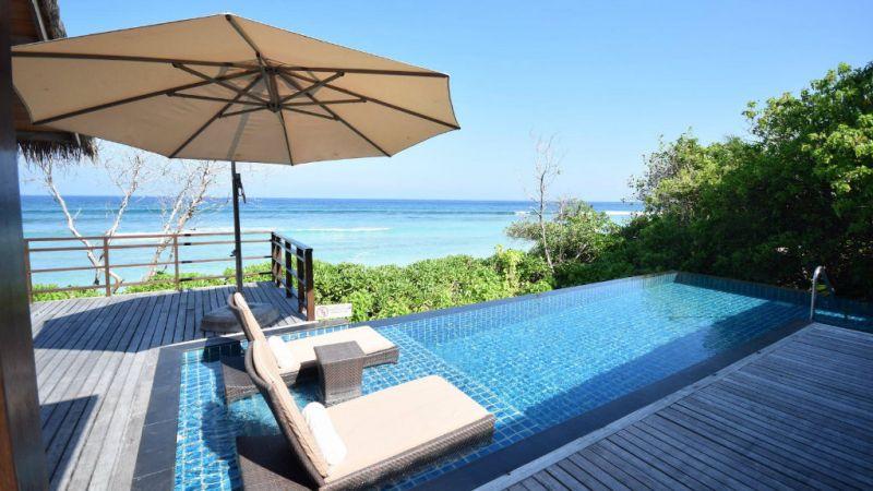 Maldives - 5* Shangri-La's Villingili Resort and Spa - Dec.18