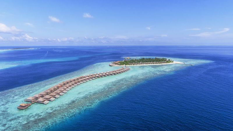 Maldives - 5 star Hurawalhi Resort - 7 nights