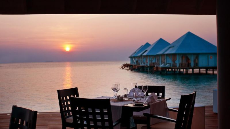Maldives Diamonds 5 star Athuruga